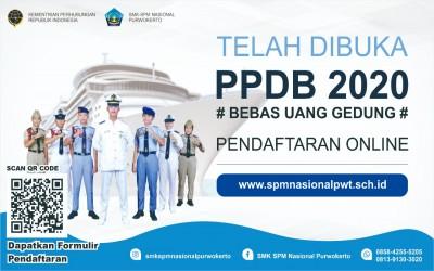 Penundaan Seleksi Gelombang 1 PPDB SMK SPM Nasional Purwokerto